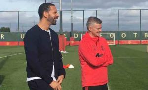 Ferdinand: Solskjaer Kembalikan Senyum di Wajah MU