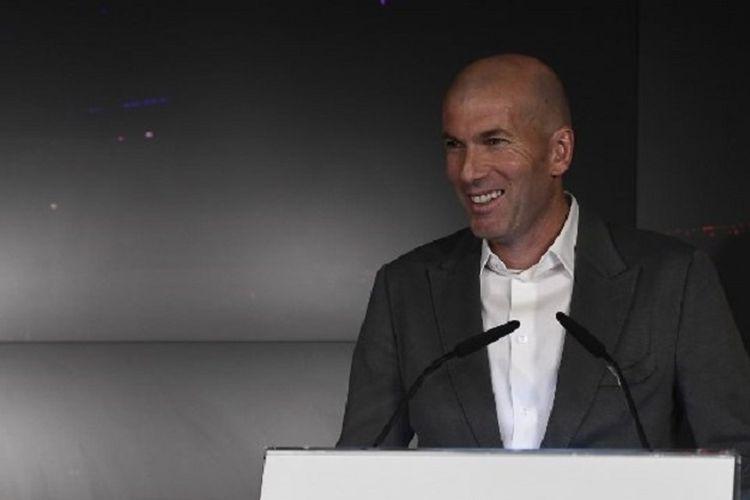 Ada 3 PR Yang Harus Dituntaskan Oleh Zidane Saat Kembali Ke Real Madrid