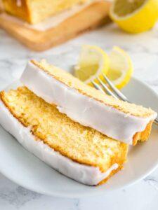 Lemon Butter Cake Resep Paling Mudah